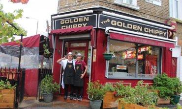 'Golden Chippy' voted 'Best British' restaurant in London