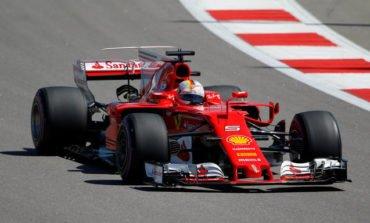 Vettel ends Mercedes streak with Ferrari pole