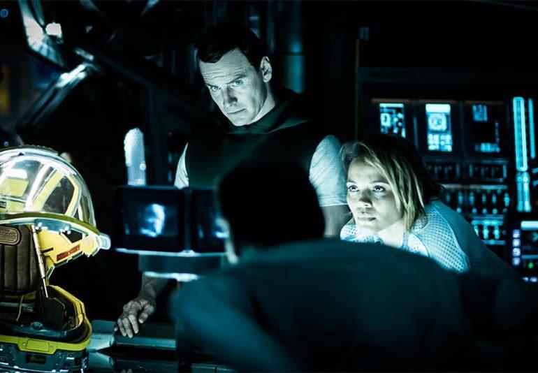 Film review: Alien: Covenant ***