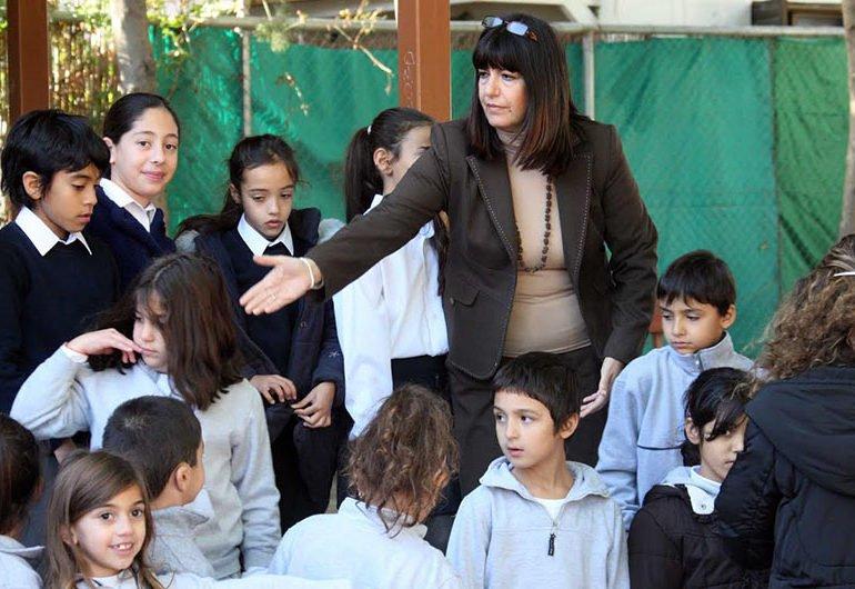 Primary school system includes wide range of nationalities, ethnicities