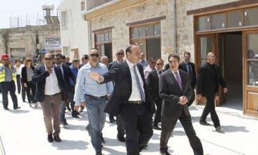 President praises Paphos development
