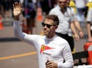 Vettel fastest in finalMonacoGP practice