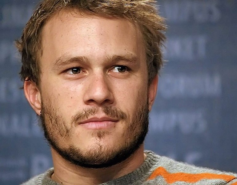 Heath Ledger's sister cried watching clip from doc about him