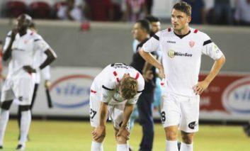 Karmiotissa third and final team to be relegated
