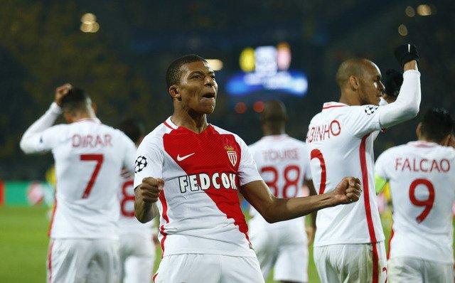 Free-scoring Monaco face Juventus wall