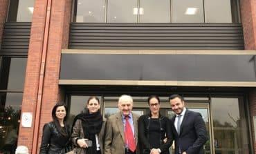 ALPHAMEGA Hypermarkets visit TESCO's London Headquarters