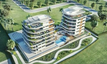 """Plus Properties unveils the new icon of Larnaca- """"THE PEARL"""""""