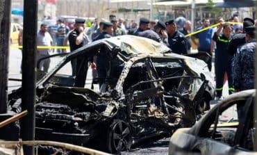 Car bombs kill 23 in central Baghdad, hit Ramadan crowds