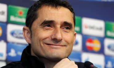 Barcelona name Valverde as coach