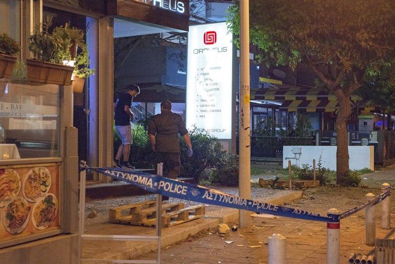 Six arrests made after Limassol match fracas (Update 2)
