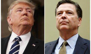 Trump fires FBI Director Comey, setting off US political storm