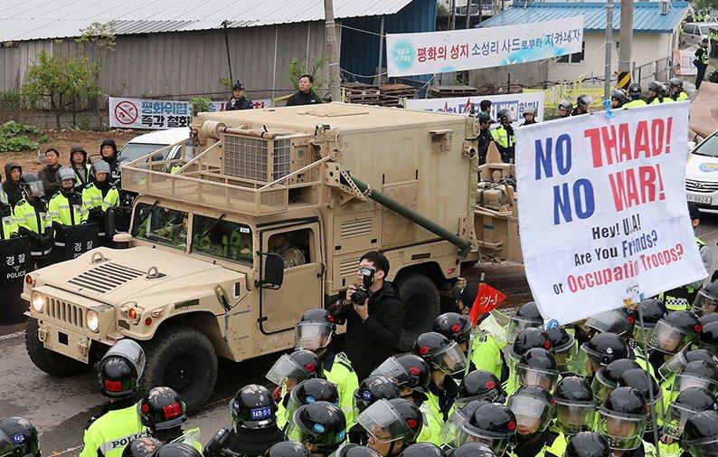 The Korean crisis: why now?