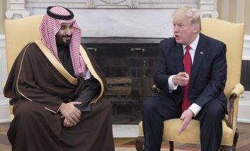 Saudi and US enter preposterous times