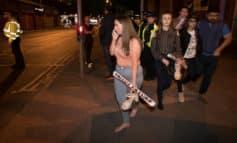Manchester blast -Frantic parents hunt for missing kids