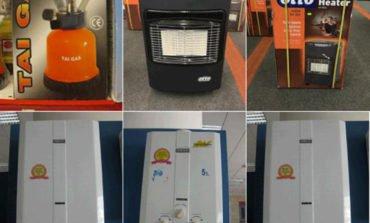 Dangerous appliances