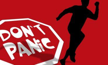 Stopping panic attacks naturally