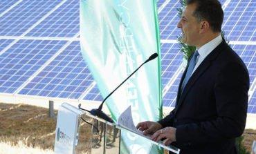 EBRD-financed solar plant inaugurated in Nisou