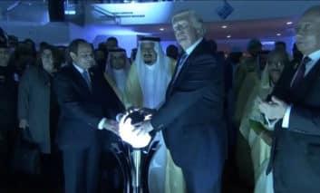 Trump has drunk the Saudi Kool-Aid
