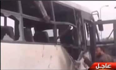 Gunmen kill 28 in attack on Christians in Egypt (Update 4)