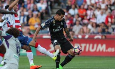 Rampant Real thrash Granada after Barca down Villarreal