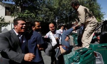 Bomb in sewage tanker kills at least 80 in Kabul (Update 4)