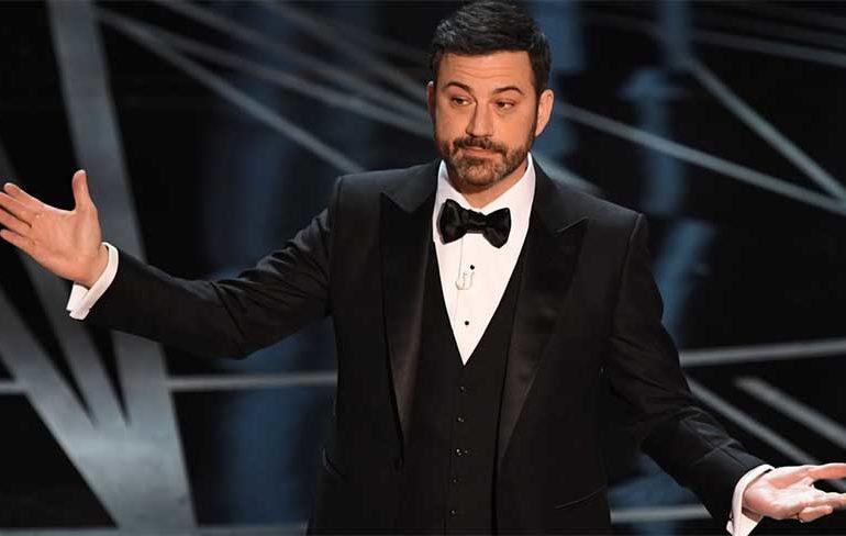 Kimmel returns to host 2018 Oscars after handling on-stage blunder