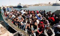 Libyan coastguard turns back nearly 500 migrants