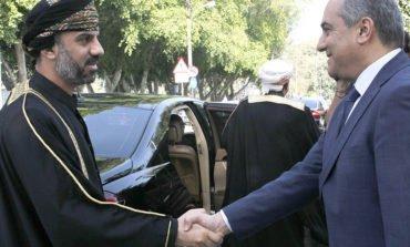 Oman and Cyprus discuss strengthening economic ties