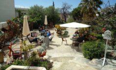 Review: Peggy's garden café, Paphos