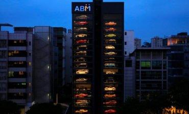 Singapore 'vending machine' dispenses Ferraris, Lamborghinis