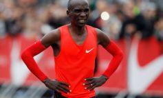 Kipchoge runs fastest marathon, fails to break two hours