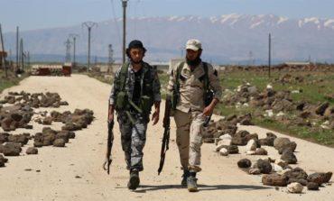 Car bombs kill at least six in Syrian camp near Jordan border