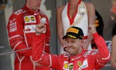 Vettel emulates Schumacher as Ferrari end Monaco jinx