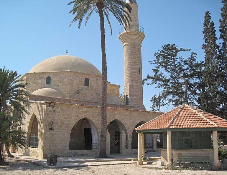 Mosque closed for Ramadan
