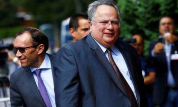 Kotzias: monitoring mechanisms should replace guarantees
