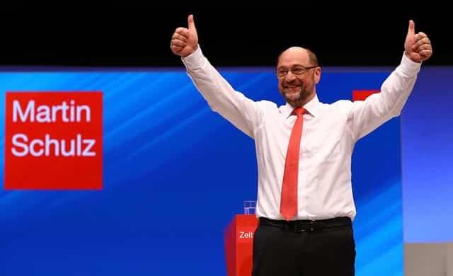 German SPD votes for coalition talks with Merkel (Updated)