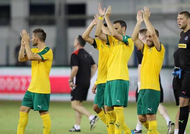 Europa League qualifying draw