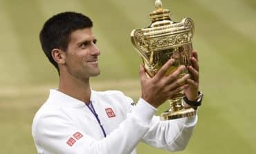 Djokovic bumped up to two in Wimbledon seedings