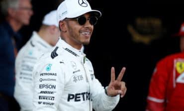 Hamilton overtakes Senna pole record in Azerbaijan