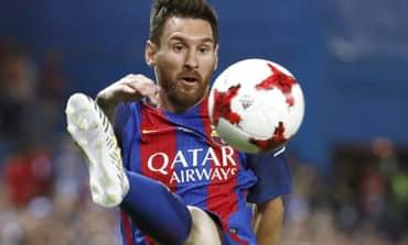Spain prosecutor not opposed to lifting Messi prison sentence