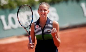 Pliskova ends French presence to reach last four