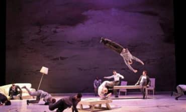 Merging Basque rhythms with contemporary dance