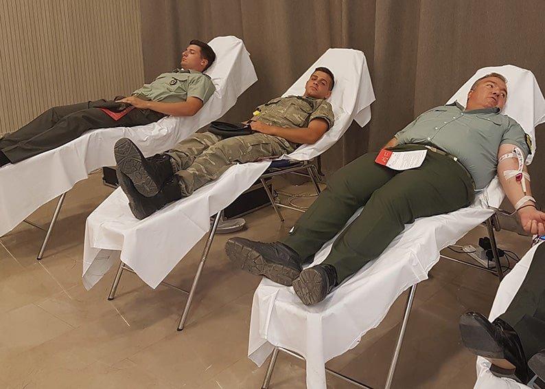 Blood Donation West Island