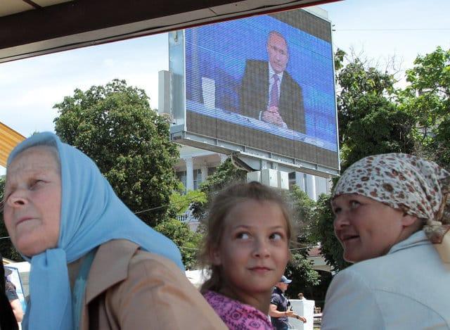 EU extends Crimea sanctions, same seen for curbs on Russia