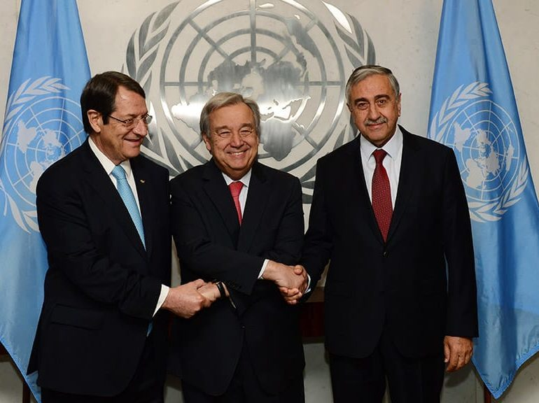 UN Calls to Take Advantage of Cypriot Reunification