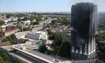At least 12 dead in London fire (Update 8)