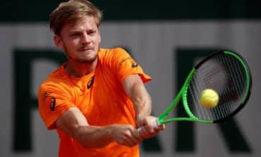 Goffin slips, retires from French Open third round