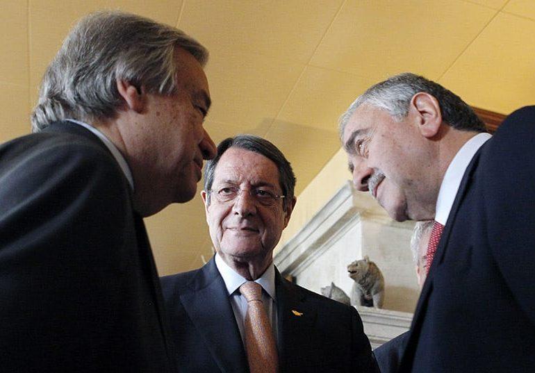 Guterres: Friday talks 'slightly more positive'