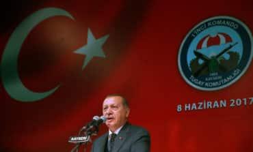Erdogan approves troop deployment to Qatar