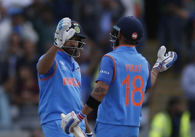 India cruise past Bangladesh to set up final with Pakistan